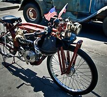 1910 Motorcycle by Agro Films