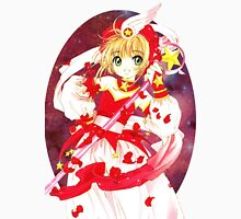 Cardcaptor Sakura Red Galaxy Unisex T-Shirt