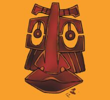 Totem face by rafo