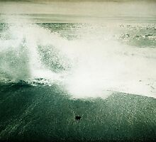 Beside the Sea III by Sharon Johnstone