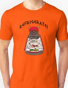 dalek -refrigerate Unisex T-Shirt