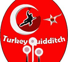 Turkey Quidditch  by IN3004