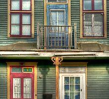 Windows & Doors by Elisabeth van Eyken