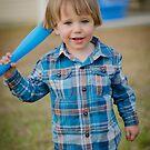 Bay-ball, Daddy? by Briar Richard