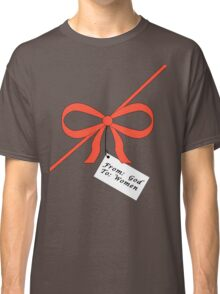 God's Gift To Women Tee Classic T-Shirt