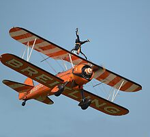 Breitling Wingwalker  by Nigel Bangert
