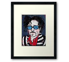 Tim Framed Print