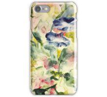 Petunias iPhone Case/Skin