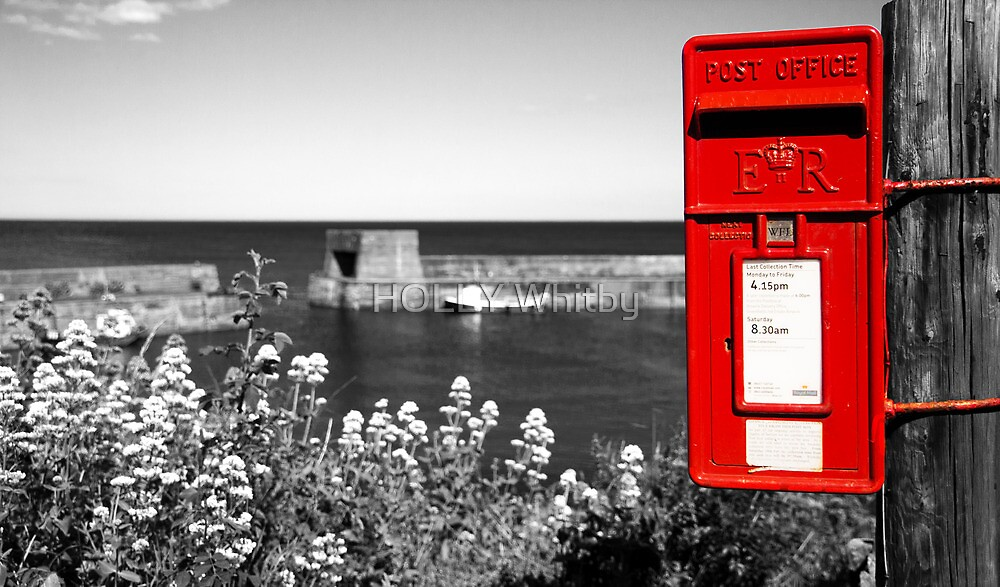 Red Post Box by Elaine123