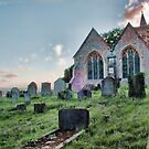 St Michael's Church East Peckham by Dave Godden