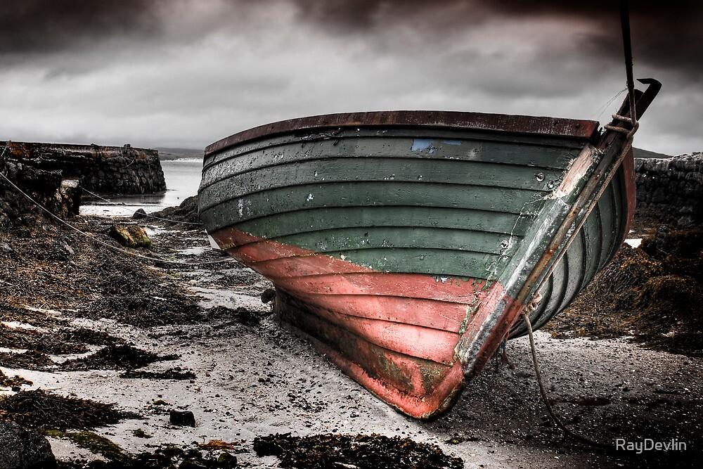 Barra Island by RayDevlin