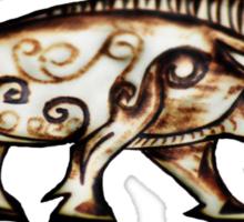 Celtic Wild Boar  Sticker