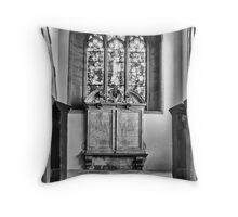 St Michael East Peckham - Twisden Chapel Throw Pillow