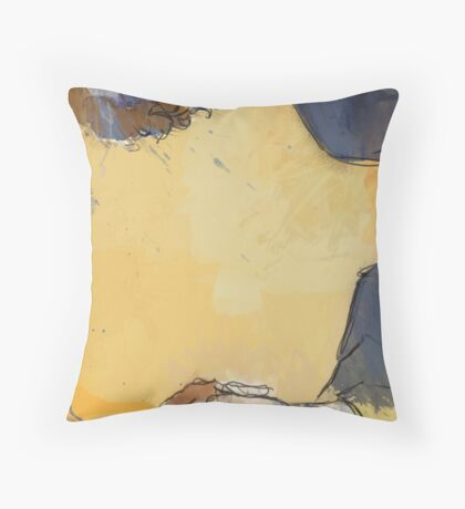 Coen Bros Throw Pillow