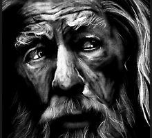Gandalf by tiffato3