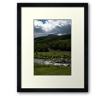 Mount Washington Framed Print