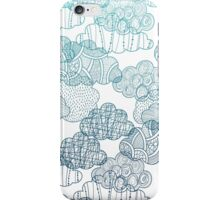 Stop clouding my head iPhone Case/Skin