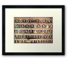 Birhan Framed Print