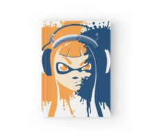 Squid Girl Splash Jam Hardcover Journal