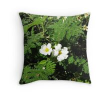 Moubtain Misery Throw Pillow