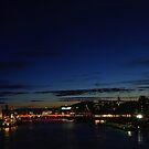 London Skyline by SwampDogPhoto
