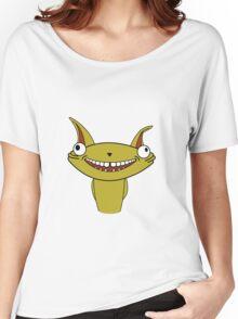 Grin Cat Women's Relaxed Fit T-Shirt