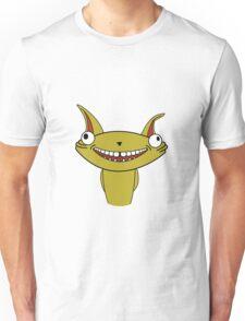 Grin Cat Unisex T-Shirt