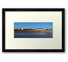 sea side  Framed Print