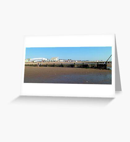 sea side 2 Greeting Card