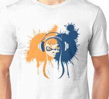 Squid Girl Splash Jam Unisex T-Shirt