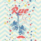 Rue La La: Summer Star by KustomByKris