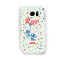 Rue La La: Summer Star Samsung Galaxy Case/Skin