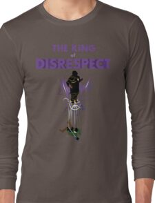 Ganondorf: The King of Disrespect Long Sleeve T-Shirt