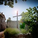 Cross by photo-kia