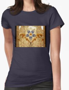 through the window Womens Fitted T-Shirt