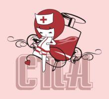CNA Devil Nurse by David & Kristine Masterson