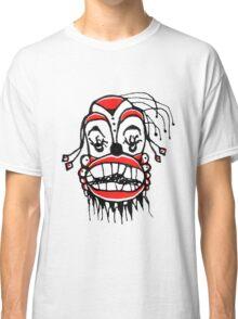 Dark Clown Drawing Classic T-Shirt