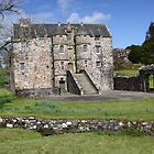 Rowallan Castle by Maria Gaellman