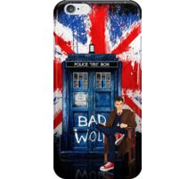 The King Of All Doctor iPhone Case/Skin