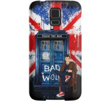 The King Of All Doctor Samsung Galaxy Case/Skin