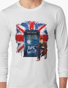 The King Of All Doctor Long Sleeve T-Shirt