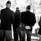 Waiting to Speak - Veterans Day 11_11_11 by KSKphotography