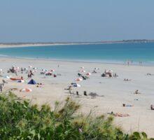 Cable Beach, Broome, Western Australia Sticker