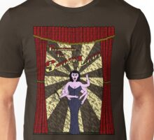 The Spider Lady Takes The Stage Unisex T-Shirt