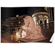 Belaggio, Las Vegas Poster