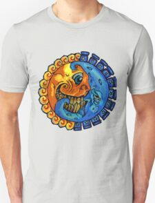 SunMOON Unisex T-Shirt