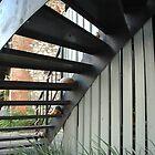 Spiral Staircase by Elizabeth Carpenter