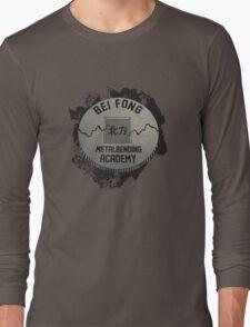 Bei Fong Metalbending Academy Long Sleeve T-Shirt
