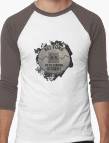 Bei Fong Metalbending Academy Men's Baseball ¾ T-Shirt