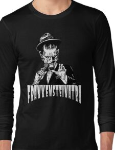 Frankensteinatra Long Sleeve T-Shirt